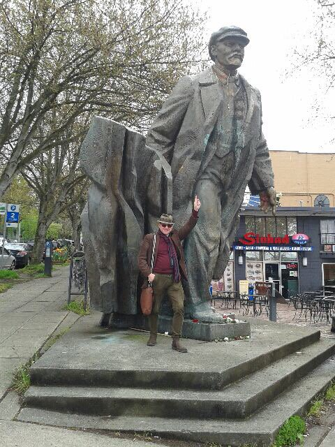Lenin-and-me